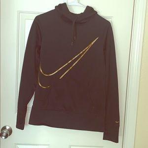 Nike dry fit sweatshirt